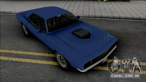 Schyster LeBonham [SA Style] para GTA San Andreas