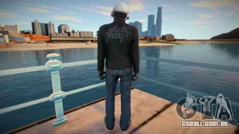 Daft Punk Thomas para GTA San Andreas