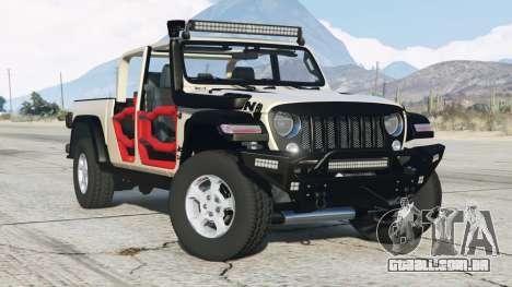 Jeep Gladiador Rubicon (JT) 2020〡add-on v1.1
