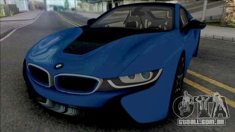 BMW i8 Coupe [HQ] para GTA San Andreas