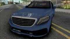 Mercedes S-Class W222 WALD Black Bison para GTA San Andreas