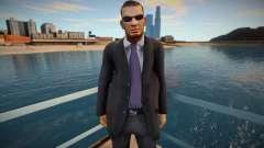Agente Secreto para GTA San Andreas