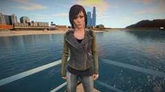 Faith Connors from Mirrors Edge v2 para GTA San Andreas