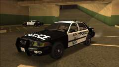 Ford Crown Victoria - Police (NFS Most Wanted) para GTA San Andreas