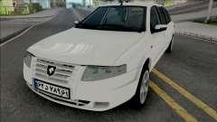 Ikco Samand Soren Limousine