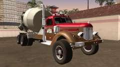 Zil 164 1958 Cement para GTA San Andreas