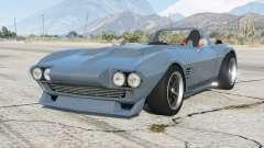Chevrolet Corvette Grand Sport (C2) 1963〡Fast & Furious Edition〡add-on para GTA 5