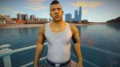 Lincoln Clay from Mafia 3 [Tanktop] para GTA San Andreas