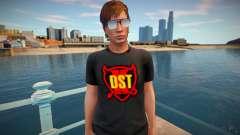 Guy 17 from GTA Online para GTA San Andreas