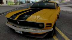 Ford Mustang Boss 302 1970 para GTA San Andreas