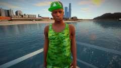 Exército no estilo GTA 5 para GTA San Andreas
