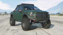 Ford F-150 Raptor 2017〡Project Scorpio Edition〡add-on para GTA 5