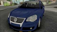Volkswagen Polo Sedan 2010 Sportline para GTA San Andreas
