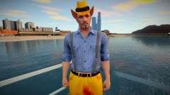 Guy 15 from GTA Online para GTA San Andreas