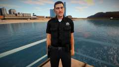 Novo policial San Fierro para GTA San Andreas
