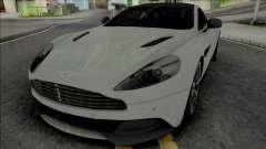 Aston Martin Vanquish (SA Lights) para GTA San Andreas