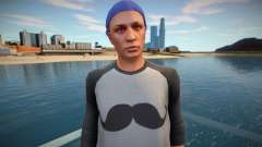 Guy 20 from GTA Online para GTA San Andreas