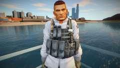 Dead Or Alive 5 - Bayman para GTA San Andreas