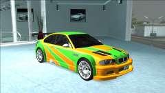 BMW M3 GTR Skin IvanCorn