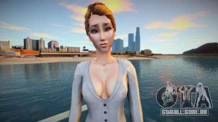 New Millie (crogrl3) para GTA San Andreas