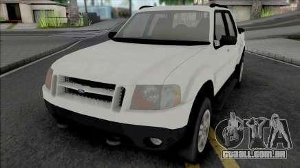Ford Explorer Sport Trac 2002 (Lifted) para GTA San Andreas