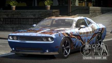 Dodge Challenger 392 PSI-R S10 para GTA 4
