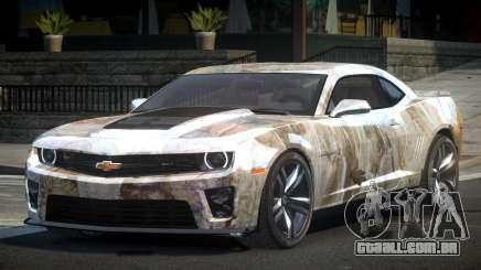 Chevrolet Camaro BS Drift S10 para GTA 4