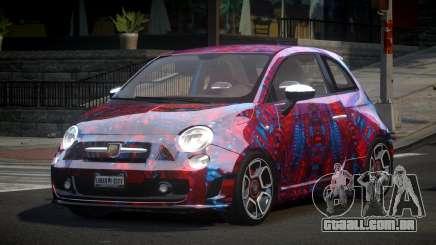 Fiat Abarth U-Style S1 para GTA 4