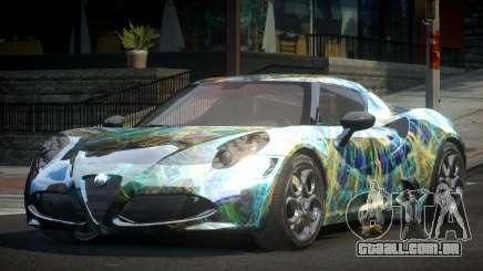 Alfa Romeo PSI 4C S4 para GTA 4