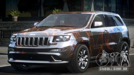 Jeep Grand Cherokee BS SRT8 L2 para GTA 4
