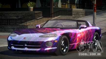 Dodge Viper GST-R S1 para GTA 4