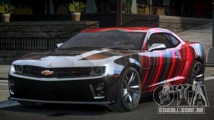 Chevrolet Camaro BS Drift S8 para GTA 4