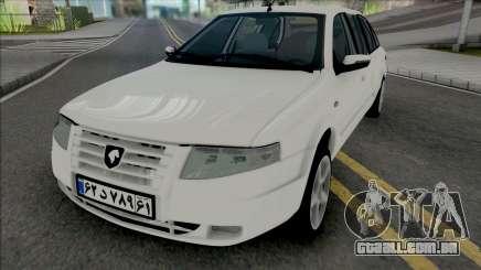 Ikco Samand Soren Limousine para GTA San Andreas