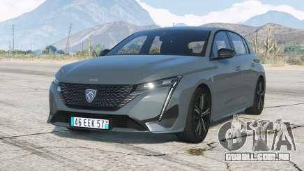 Peugeot 308 Hybrid 2021〡add-on v1.0 para GTA 5