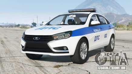 Lada Vesta (GFL) 2015〡DPS para GTA 5