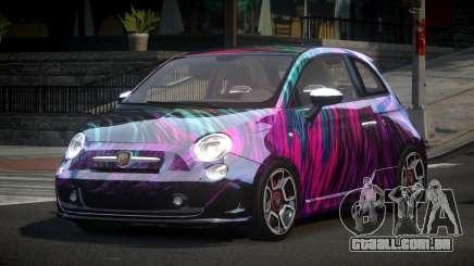 Fiat Abarth U-Style S5 para GTA 4