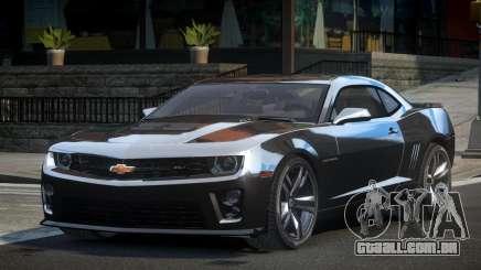 Chevrolet Camaro BS Drift para GTA 4