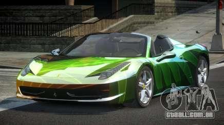 Ferrari 458 BS-S S4 para GTA 4