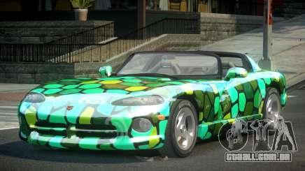 Dodge Viper GST-R S7 para GTA 4