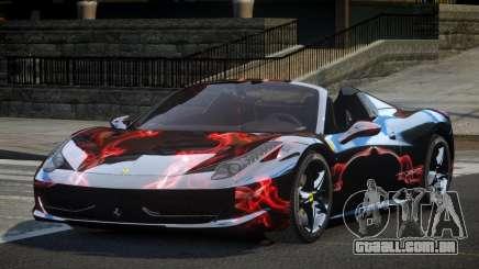 Ferrari 458 BS-S S5 para GTA 4