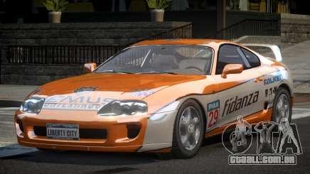 Toyota Supra GST Drift S6 para GTA 4