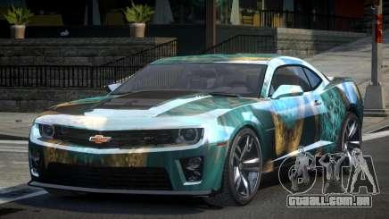 Chevrolet Camaro BS Drift S5 para GTA 4