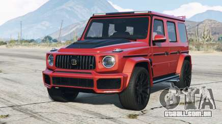Brabus 800 Widestar (R$ 463) 2019〡add-on para GTA 5