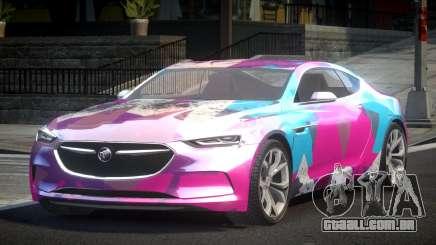 Buick Avista PSI-S S3 para GTA 4