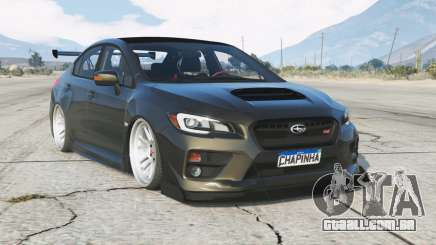 Subaru WRX STI 2015〡add-on para GTA 5