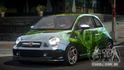 Fiat Abarth U-Style S4 para GTA 4