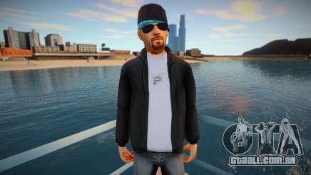 New vla2 Skin para GTA San Andreas