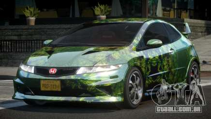 Honda Civic PSI-U L10 para GTA 4