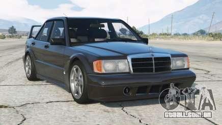 Mercedes-Benz 190E 2.5-16 Evolution II (W201) 1990〡add-on v1.4 para GTA 5