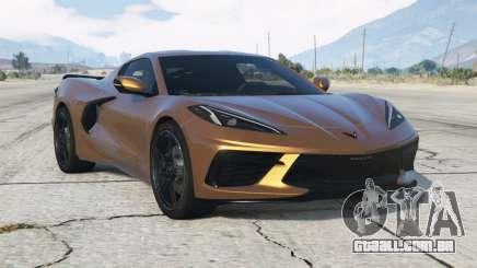 Chevrolet Corvette Stingray (C8) 2020〡add-on v1.1 para GTA 5